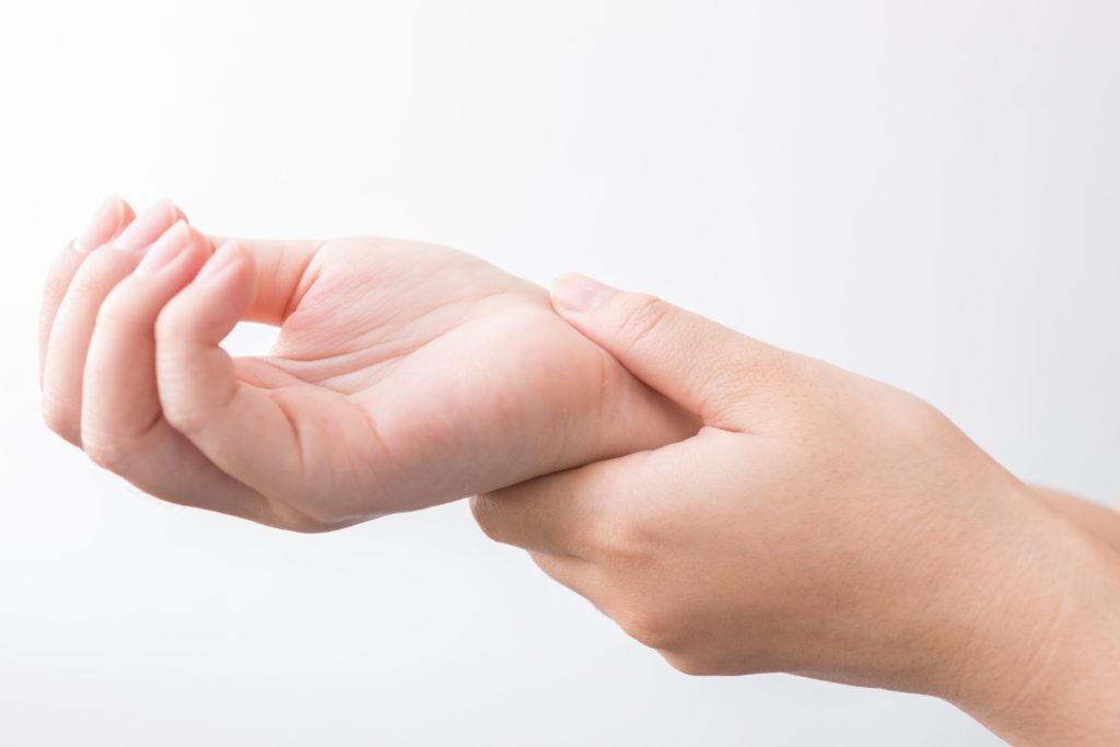 CTS – zespół cieśni nadgarstka