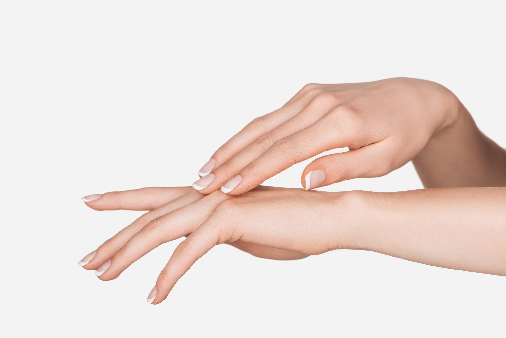 Odmładzanie dłoni kwasem hialuronowym